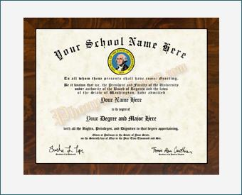 College Diploma, Northwest Design Col Northwest D