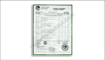Custom Transcripts Reproduction Order Form Trans - Full Custom