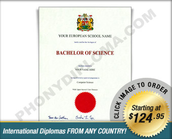 International College Diplomas