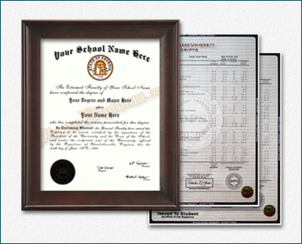 College Diploma & Transcripts, GreatLakes Design Col GreatLakes D+T