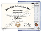 Fake High School Diploma and Transcripts Online