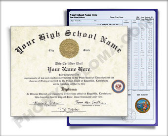 High School Diploma and Transcripts, MidWest Design HS MidWest D+T