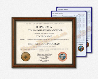High School Diploma and Transcripts, Northern Design HS Northern D+T