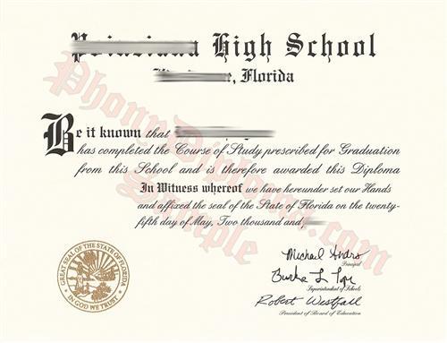high school graduation certificate template