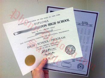 Fake New York High School Diploma and Transcripts HS New NY D&T