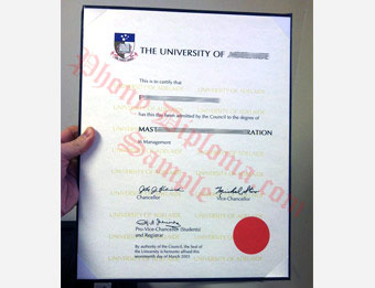 Fake Diploma Samples from Australia