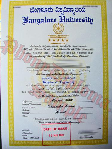 Fake diploma from india university phonydiploma university fake diploma from india certificate yadclub Images