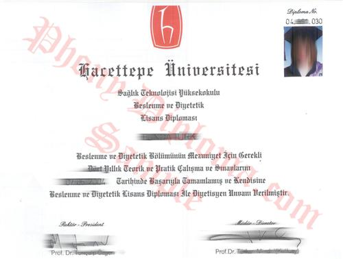 fake diploma from turkey university