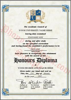 Fake Diploma from India University - PhonyDiploma.com