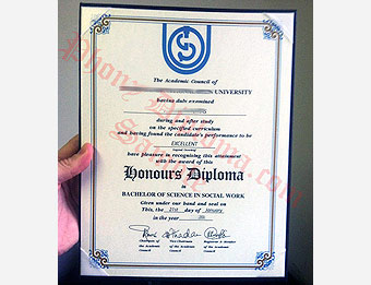Fake Diploma Samples from India