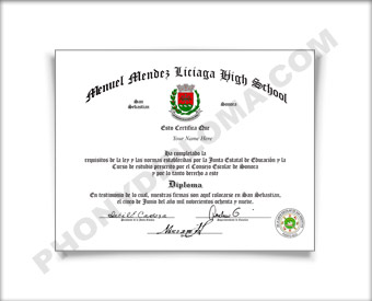 International High School Diploma, Spanish Language Design 1 Int HS Spanish D1