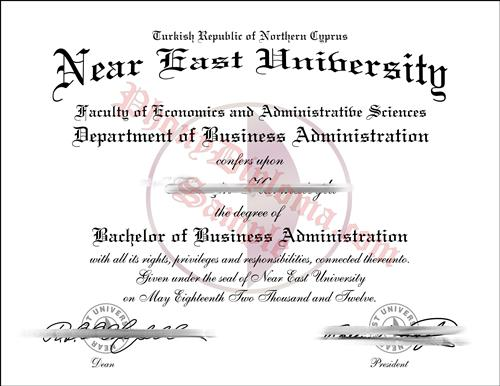 Fake diploma from turkey university phonydiploma east university diploma sample from phonydiploma yelopaper Gallery