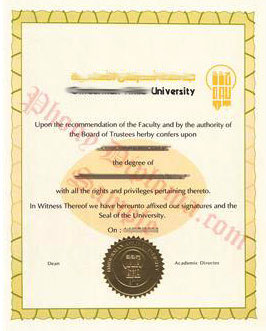 Fake Diploma from Egypt University Egypt D
