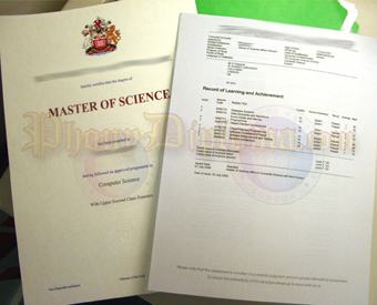 International United Kingdom Fake Diploma and Transcript Package