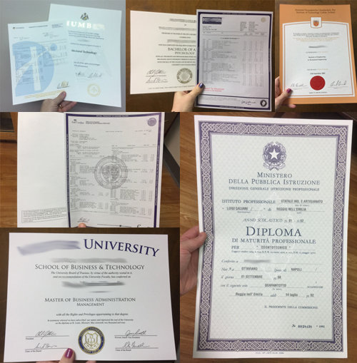 Buy Fake College & University Diplomas, Degrees and Transcripts