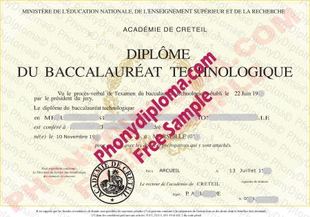 france academie de creteil 2 fake diploma sample