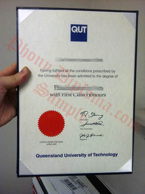 Queensland University Of Technology Photo Qut Free Sample From Phonydiploma