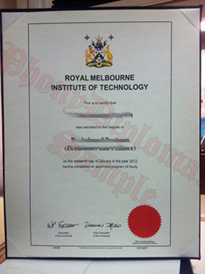 Rmit Royal Melbourne Institute Of Photo Technology Free Sample From Phonydiploma