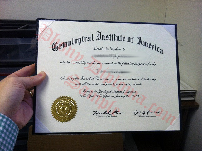 Gemological Institute Of America Photo