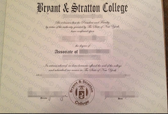Usa Bryant Stratton College Free Sample From Phonydiploma