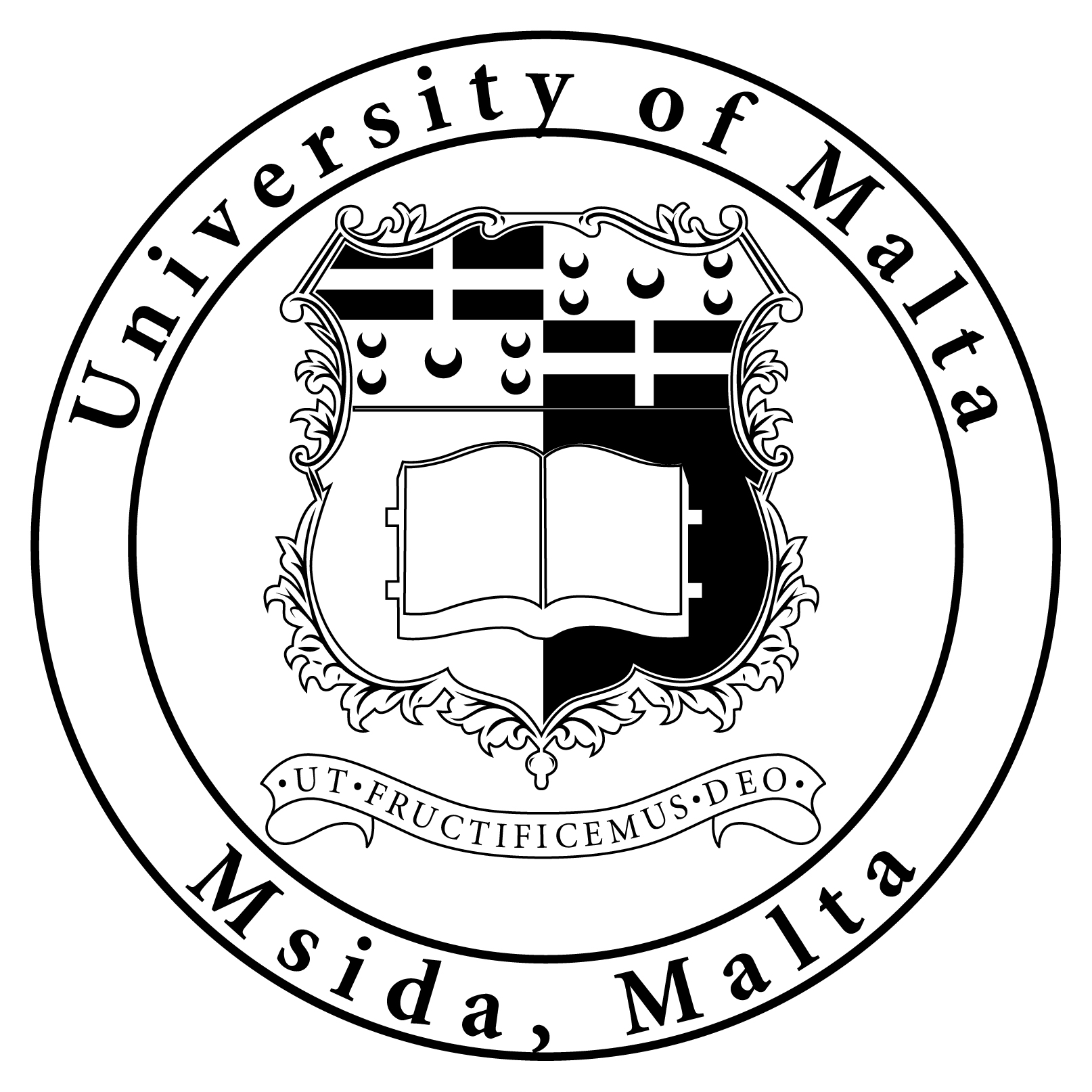 University Of Malta Embossed Stamp Free Sample From Phonydiploma