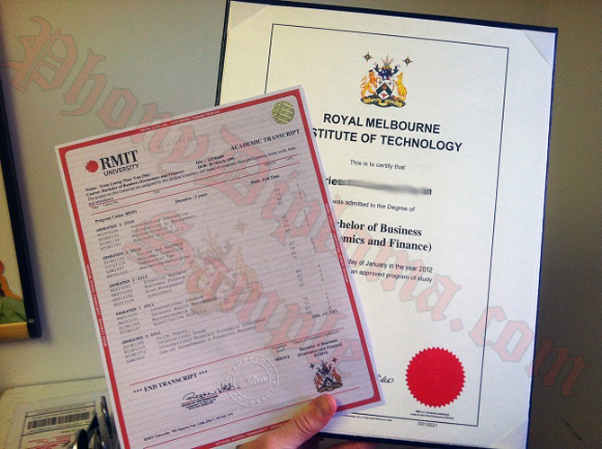 Rmit Diploma And Transcripts Order Form Image