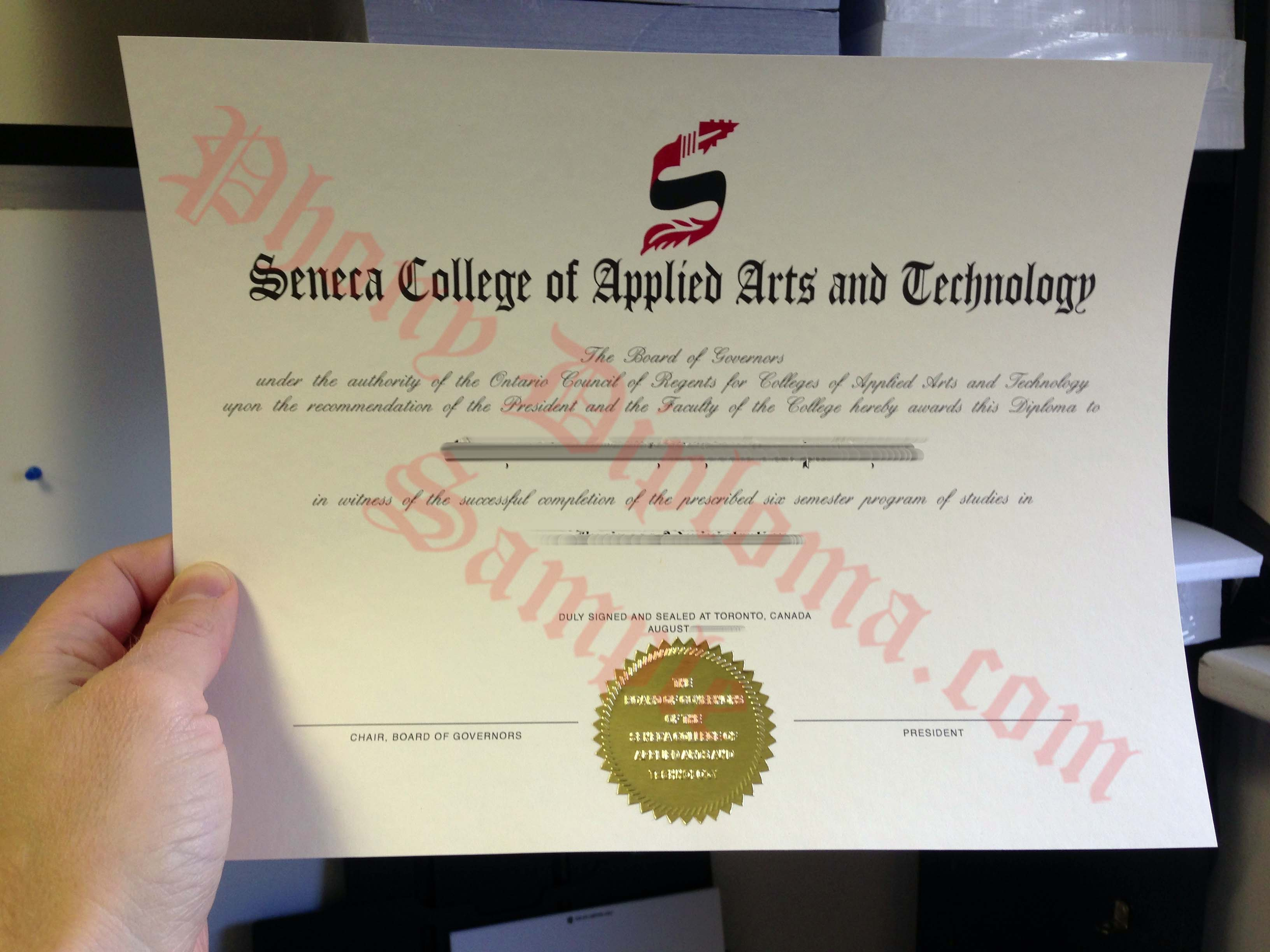 Seneca Colelge Of Applied Arts And Technology Photo Inquiry