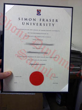 Simon Fraser University Canada Photo