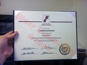 Southern Alberta Institute Of Technology Fake Diploma From Canadian School From Phonydiploma