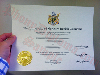 University Of Nothern British Columbia Photo