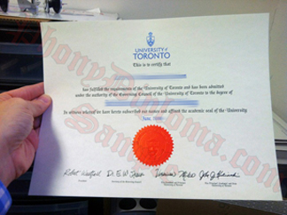 University Of Toronto Fake Diploma From Canadian School From Phonydiploma