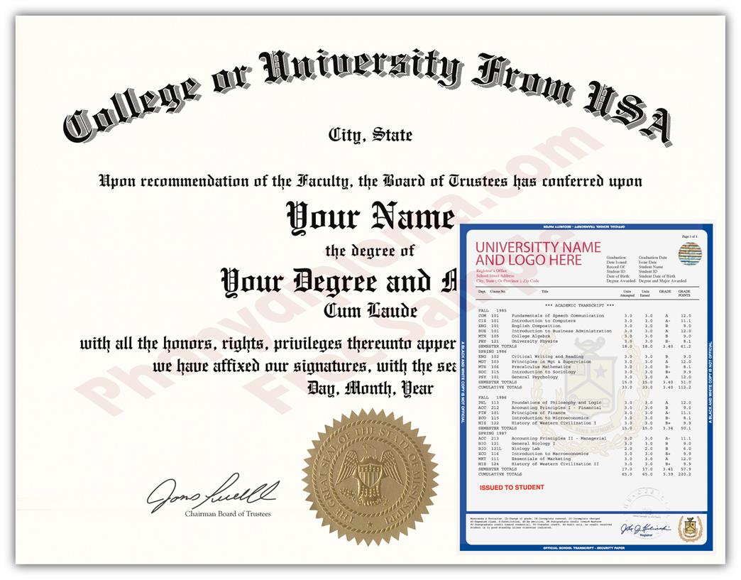 com Fake Diploma State Design College Phonydiploma - Transcripts And Usa