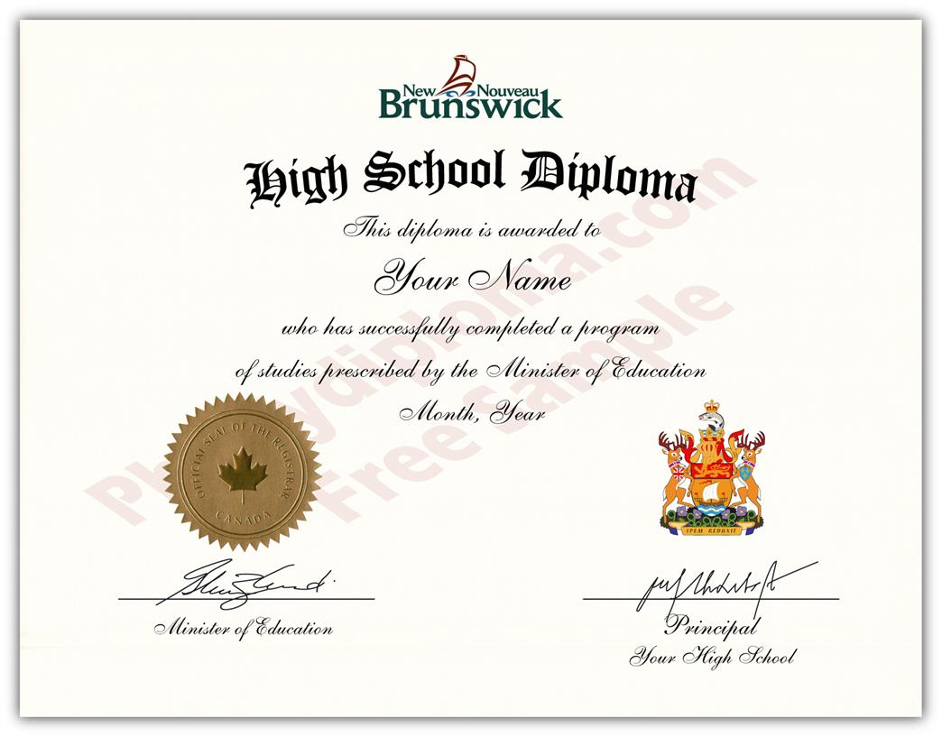 High School Fake Diplomas Fake High School Degrees And Transcripts