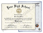 Buy Fake High School Diploma and Transcripts Online