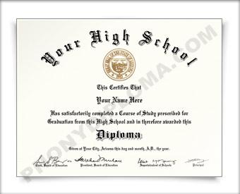 high school fake diplomas fake high school degrees and transcripts