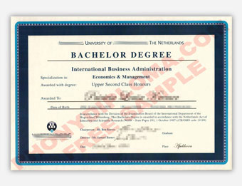 college degree templates
