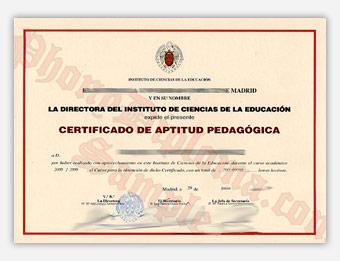 fake spanish diploma samples phonydiploma com