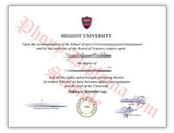 Bilkent University - Fake Diploma Sample from Turkey