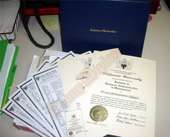 International Canada Fake Diploma and Transcript Package With Mutiple Prints and Wallet