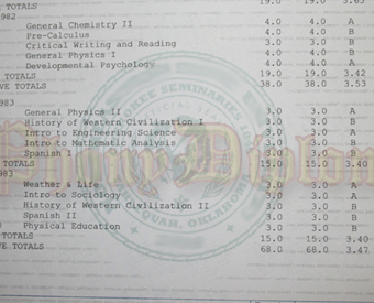 Criminal Justice Degree >> Paper and Folders - PhonyDiploma.com