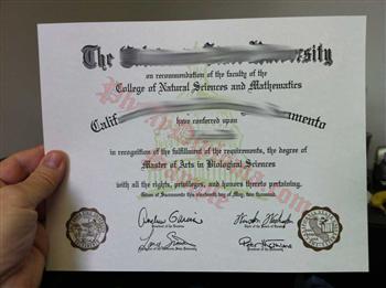 Fake Diploma Samples