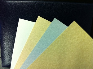 Four Color Paper Sample